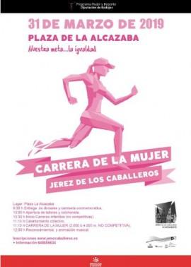 CARRERA DE LA MUJER JEREZ