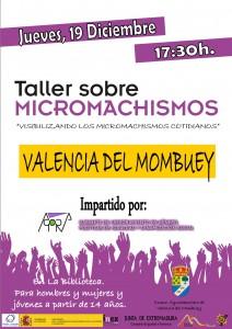 TALLER MICROMACHISMOS_Valencia del Mombuey