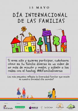 cartel campaña MIFamilia Diversa